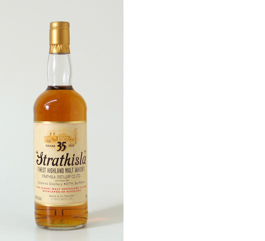 Strathisla Bi-centenary-35 year old