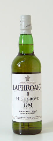 Laphroaig Highgrove Edition-1994