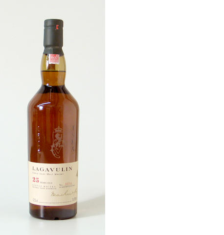 Lagavulin-25 year old