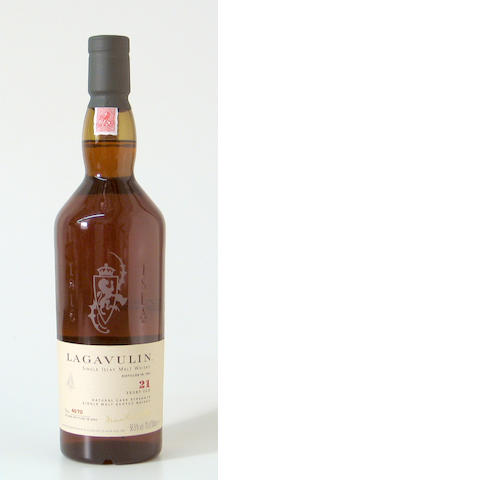 Lagavulin-21 year old-1986