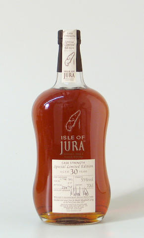 Isle of Jura-30 year old-1973