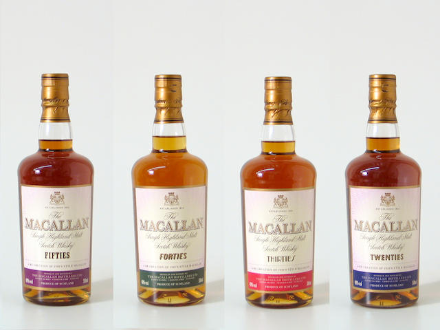 The Macallan Decades: