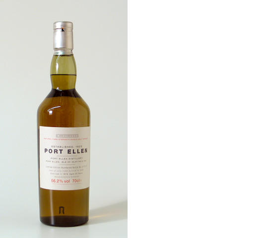 Port Ellen-25 year old-1978