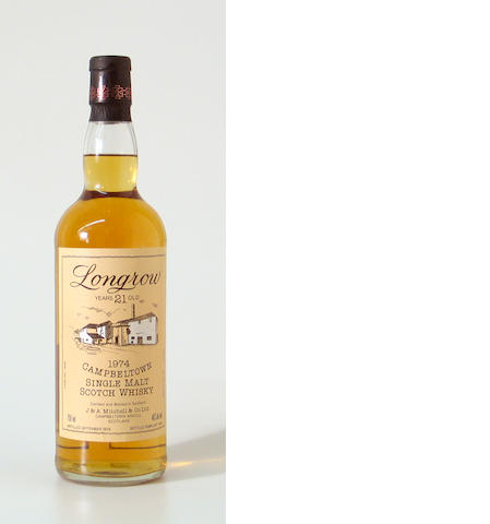 Longrow-21 year old-1974