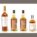 Longrow-10 year old-1993 (2)The Macallan-12 year oldLongmorn-17 year old-1987