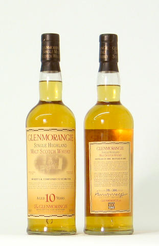 Glenmorangie 100 Best in UK to work for-1993-10 year old