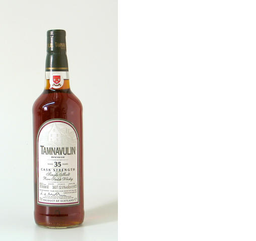 Tamnavulin-35 year old-1966