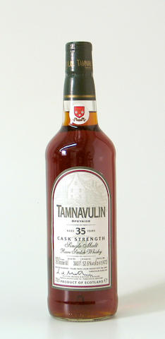 Tamnavulin-35 year old-1966