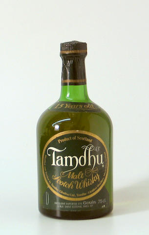 Tamdhu-15 year old