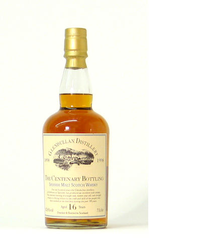 Glendullan Centenary-16 year old