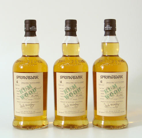 Springbank Rum Wood-12 year old-1989 (3)