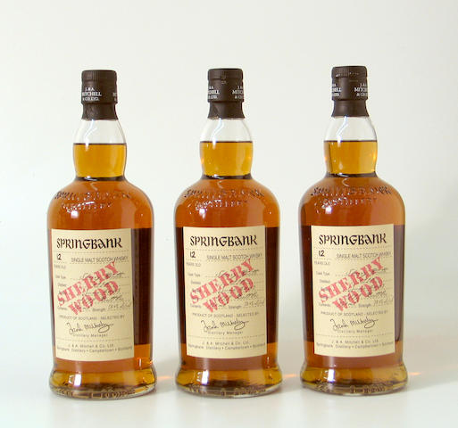 Springbank Sherry Wood-12 year old-1990 (3)