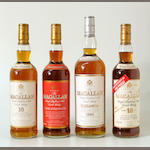 The Macallan Elegancia-1990The Macallan-10 year oldThe Macallan-10 year oldThe Macallan Cask Strength