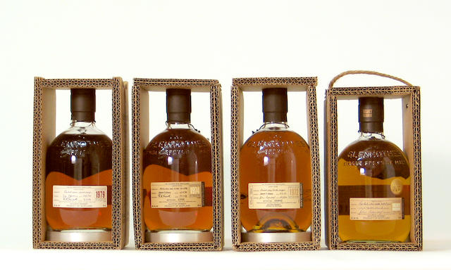 Glenrothes Select ReserveGlenrothes-Vintage 1972 Glenrothes-29 year old-Vintage 1974Glenrothes-22 year old-1979