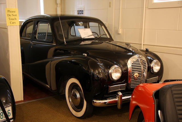 1952 Austin A40 Somerset Saloon  Chassis no. 663043