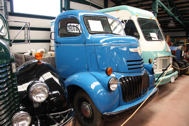 1941 Chevrolet COE Stake-side Pickup Truck  Chassis no. HAA470498