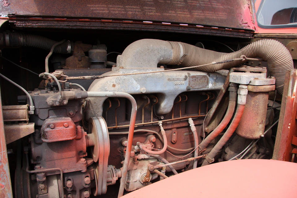 1947 Sterling Tri-Axel Fifth-Wheel Truck  Chassis no. 15HD649