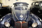 1940 Packard Eight Convertible Victoria  Chassis no. C502462B