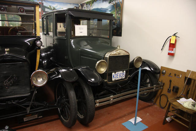 1926 Ford Model T 4-Door Sedan  Chassis no. F2164