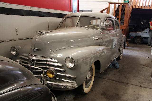 1948 Chevrolet Fleetmaster Coupe  Chassis no. 6FKB3240