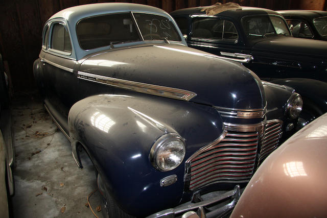 1941 Chevrolet Special Deluxe Coupe  Chassis no. AA121188