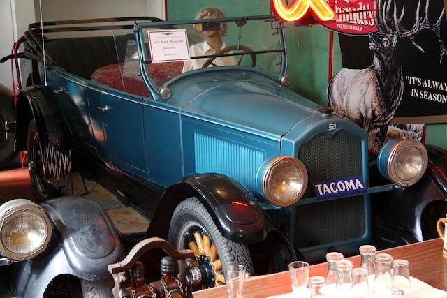 1927 Buick Master Six 7-Passenger Tourer  Chassis no. 1795387