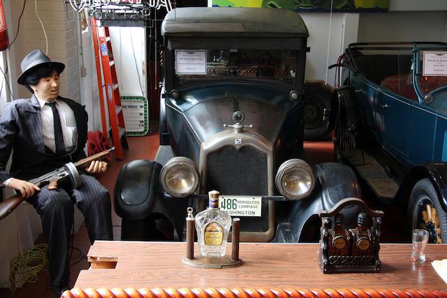 1926 Buick Master Six 5-Passenger Sedan  Chassis no. 1638374