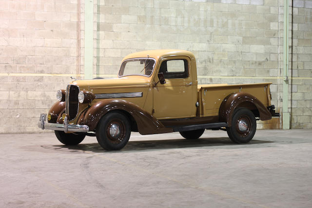 1938 Dodge RC Pickup  Chassis no. 8190340