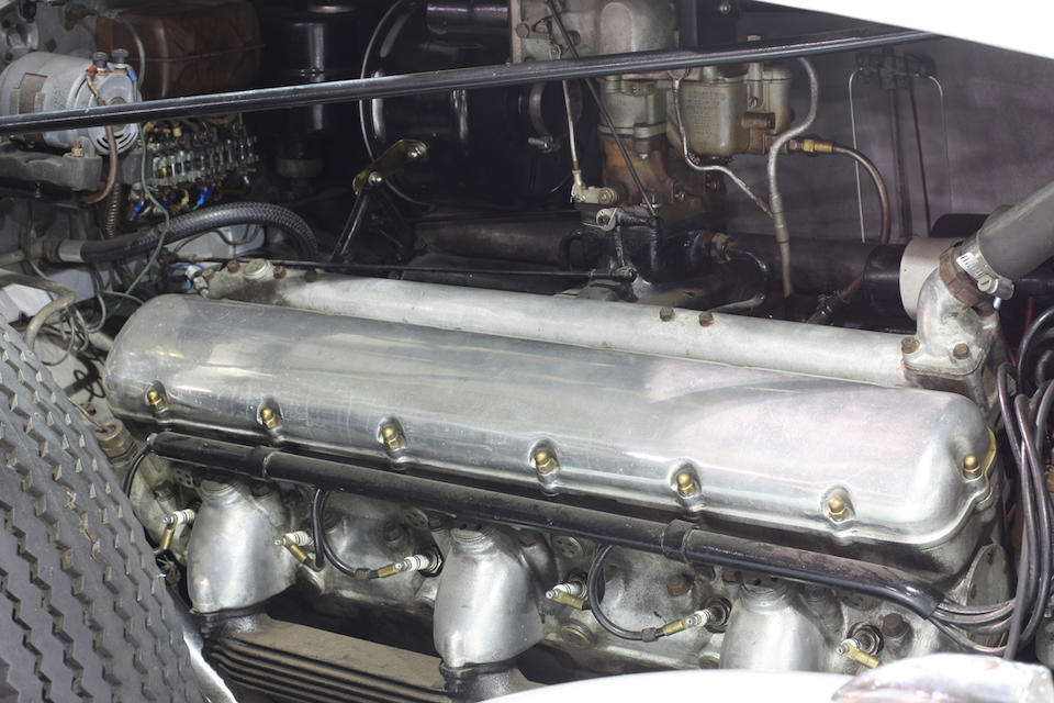 From the LeMay Collection,1937 Rolls-Royce Phantom III Limousine  Chassis no. 3BU172