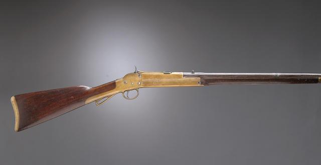 A rare Confederate Morse Type I breechloading carbine