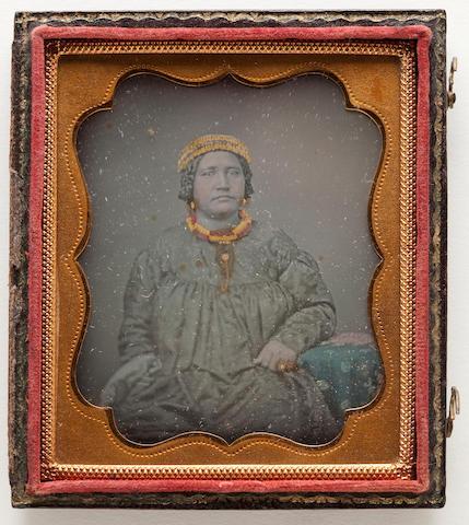 Dag. of Hawaiian princess   17545-2