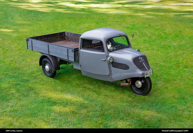 1953 Tempo Hanseat  Chassis no. 453268