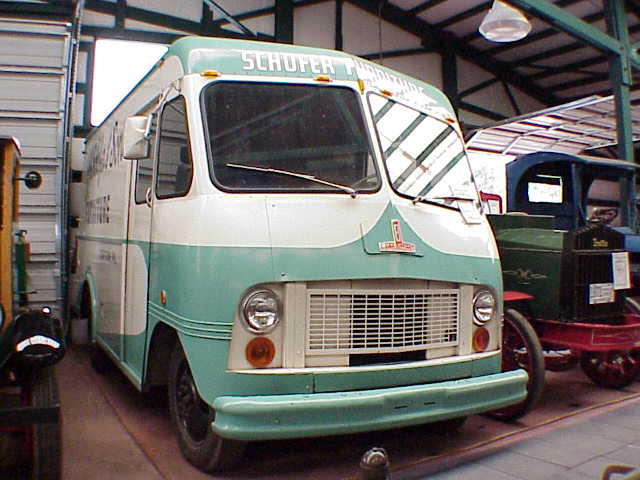 1966 Chevrolet Boyertown  Chassis no. KP3526B131636