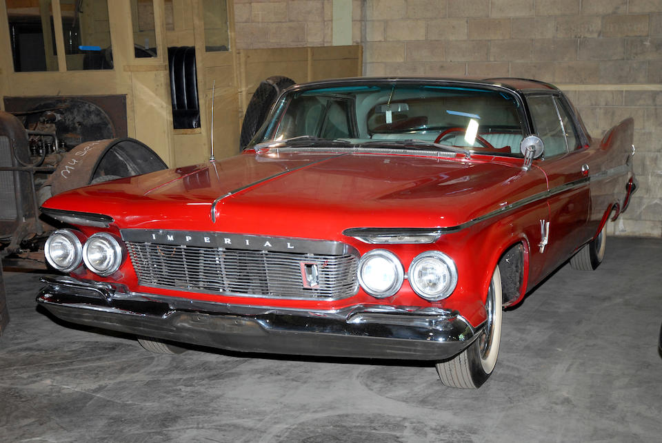 1961 Chrysler Imperial  Chassis no. 9214106632