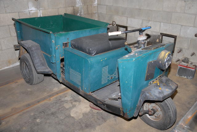 1962 Cushman Truckster/Trailster  Chassis no. 878190