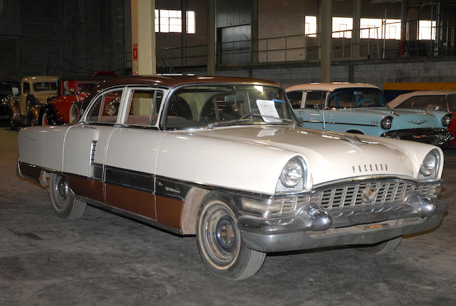 1955 Packard Patrician  Chassis no. 55823272