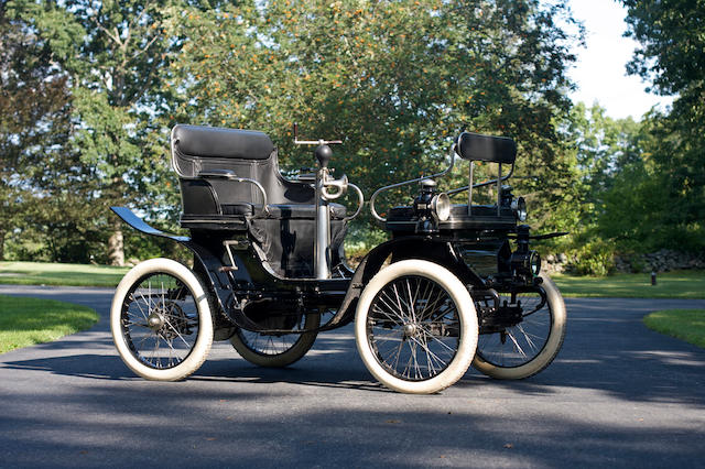 Veteran Car Club of Great Britain dated and potential early London to Brighton start,1900 De Dion Bouton 4½ hp Vis-à-vis  Chassis no. 664 Engine no. 4410