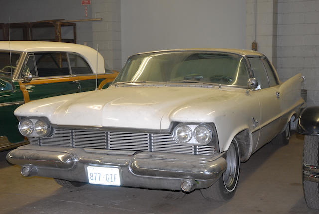 1958 Chrysler Imperial Coupe  Chassis no. WA94174958