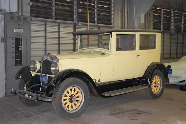1926 Rambler Big Six Coupe  Chassis no. 46067