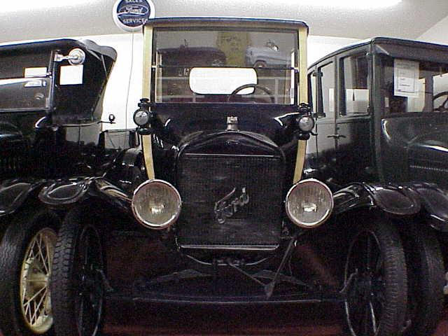 1918 Ford Model T  Chassis no. 127638