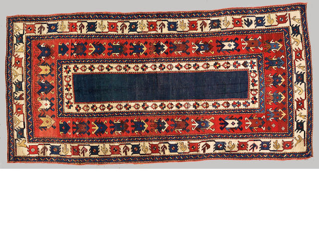A Talish Rug Caucasus, size approximately 3ft. 9in. x 7ft. 7in.