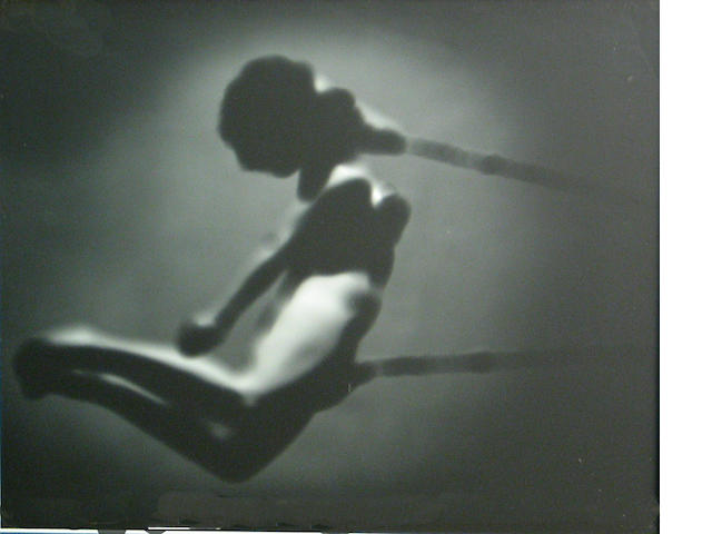 Robert  Stivers (American, born 1953); Woman Suspended;