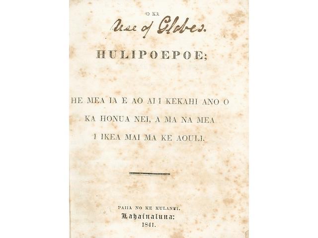 O Ka Hulipoepoe. 1841.