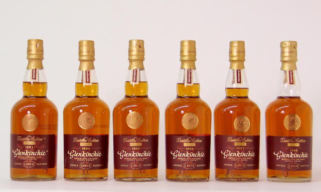 Glenkinchie-1986  Glenkinchie-1987  Glenkinchie-1988  Glenkinchie-1989  Glenkinchie-1990  Glenkinchie-1991