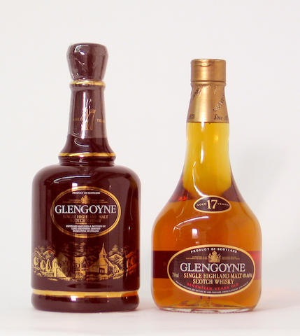 Glengoyne-17 year old  Glengoyne-17 year old