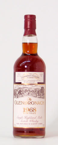 The Glendronach-25 year old-1968 (3)