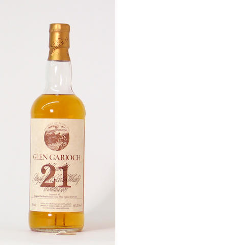 Glen Garioch-21 year old-1965 (3)