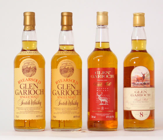 Glen Garioch-8 year old (2)   Glen Garioch-10 year old (2)