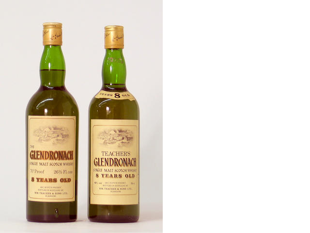 Glendronach-8 year oldGlendronach-8 year old