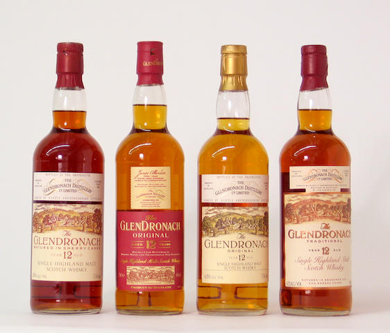 The Glendronach Traditional-12 year old  The Glendronach Original-12 year old (2)   The Glendronach-12 year old